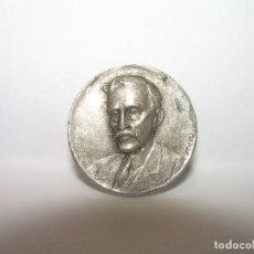 Pins de colección: ANTIGUA INSIGNIA...F .MACIA.......FIRMADA POR SOCIES.. Lote 81915984