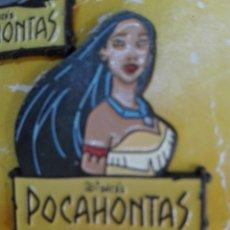 Pins de colección: DISNEY PIN POCAHONTAS. Lote 169841489