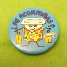 Pins de colección: CHAPA YOPLAIT. ¿ ME ACOMPAÑAS?.. Lote 82116664