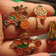 Pins de colección: LOTE 4 PINS CUETARA. Lote 84664456