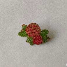 Pins de colección: PIN INSIGNIA ROSA FLOR AÑOS 50 60. Lote 85795634