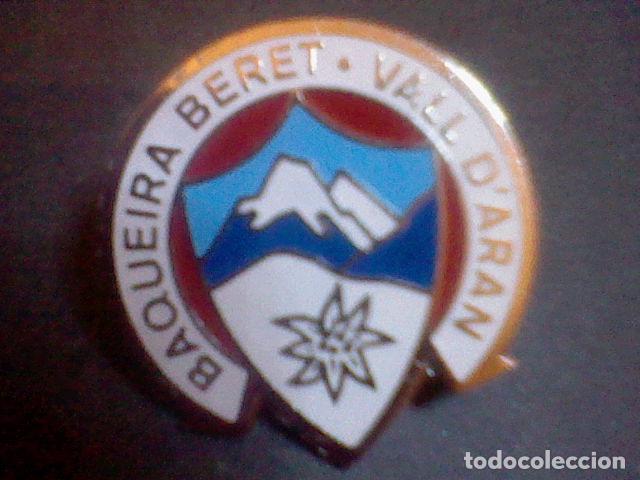 PIN BAQUEIRA BERET VALL D´ARAN (Coleccionismo - Pins)