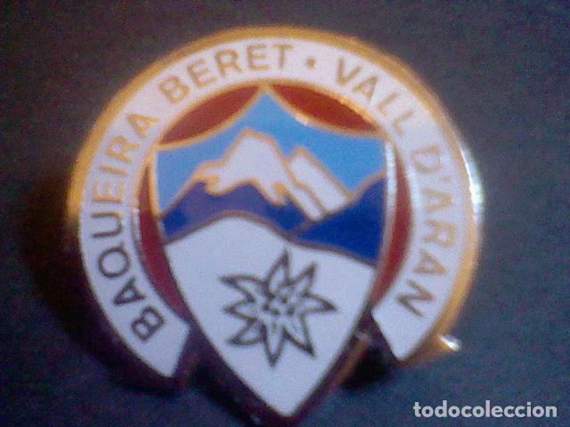 Pins de colección: PIN BAQUEIRA BERET VALL D´ARAN - Foto 2 - 86319868