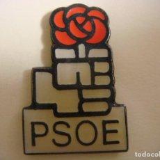 Pins de colección: PINS DEL PSOE. Lote 163612716