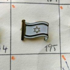 Pins de colección: ANTIGUA INSIGNIA PIN AGUJA ALFILER BANDERA ISRAEL. Lote 86760823