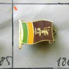 Pins de colección: ANTIGUA INSIGNIA AGUJA PIN ALFILER PIN BANDERA SRI LANKA. Lote 86861434