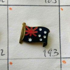 Pins de colección: ANTIGUA INSIGNIA AGUJA PIN ALFILER PIN BANDERA AUSTRALIA. Lote 86862208