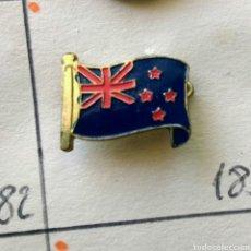 Pins de colección: ANTIGUA INSIGNIA AGUJA PIN ALFILER PIN BANDERA NUEVA ZELANDA. Lote 86862282