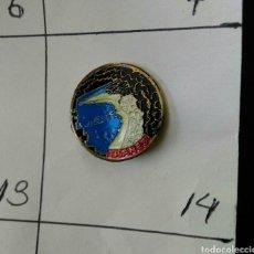 Pins de colección: ANTIGUO PIN INSIGNIA AGUJA IMPERDIBLE BLANES ESCUDO RARO. Lote 87016312
