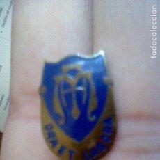 Pins de colección: INSIGNIA IMPERDIBLE ORA ET LABORA. Lote 87202592