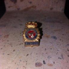 Pins de colección: PIN POLICIA NACIONAL ATRACOS. Lote 87695792