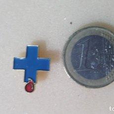 Pins de colección: PIN DONANTE DE SANGRE IMPRENDIBLE . Lote 88894000