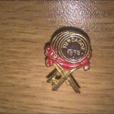 Pins de colección: FUNDADOR. INSIGNIA. Lote 89365780