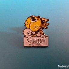 Pins de colección: PIN COLECCIÓN MATUTANO - CHESTER ACTOR. Lote 89408468