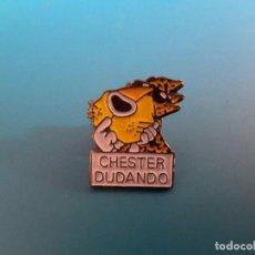 Pins de colección: PIN COLECCIÓN MATUTANO- CHESTER DUDANDO. Lote 89408500