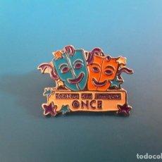 Pins de colección: PIN TEATRO SIN LÍMITES -ONCE. Lote 89409520