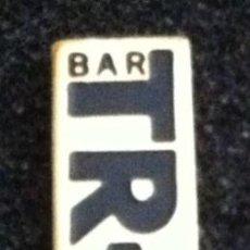 Pins de colección: PIN BAR TRANSIT. Lote 93378070