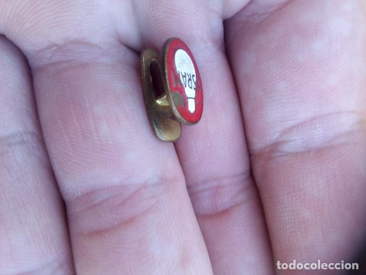 Pins de colección: Pin insignia solapa osram - Foto 2 - 94276245