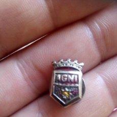 Pins de colección: PIN INSIGNIA SOLAPA AGNI - ELECTRODOMÉSTICOS. Lote 94311682