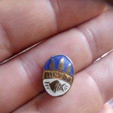 Pins de colección: PIN INSIGNIA SOLAPA MEYBA. Lote 94313746