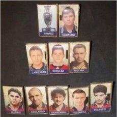Pins de colección: LOTE DE 19 PINS SELECCION ESPAÑOLA DE FUTBOL EURO COPA 2000. Lote 95262940