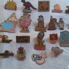 Pins de colección: LOTE PINS VARIADO. Lote 95715555