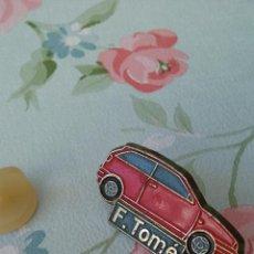 Pins de colección: PINS DE COCHE F. TOME. Lote 95715775