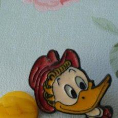 Pins de colección: PINS DE CABEZA DE PATO . Lote 95715815