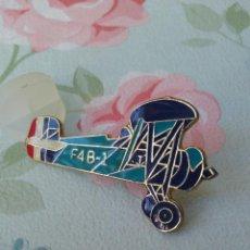 Pins de colección: PINS DE AVIÓN F 4B-1. Lote 95715863