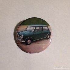 Pins de colección: MORRIS MINI - CHAPA 31MM (CON IMPERDIBLE). Lote 95811895