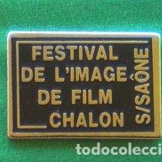 Pins de colección: PIN FESTIVAL DE L'IMAGE DE FILM, CHALON SUR SAONE . Lote 95815375