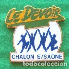 Pins de colección: PIN LE DEVOIR . Lote 95815387