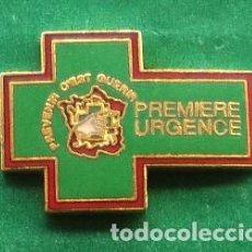 Pins de colección: PIN PREMIERE URGENCE . Lote 95815615