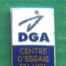 Pins de colección: PIN DGA CENTRE D'ESSAIS EN VOL . Lote 95815647