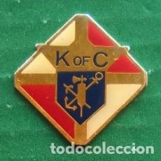 Pins de colección: PIN K OF C . Lote 95815655