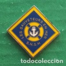 Pins de colección: PIN LES SAVETEURS EN MER S.N.S.M. . Lote 95815695