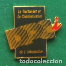 Pins de colección: PIN DPC MAGAZINE . Lote 95816163