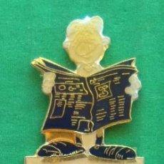 Pins de colección: PIN LIBERTÉ DIMANCHE . Lote 95816363