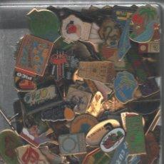 Pins de colección: LOTE DE 150 PINS DIFERENTES. Lote 97521719