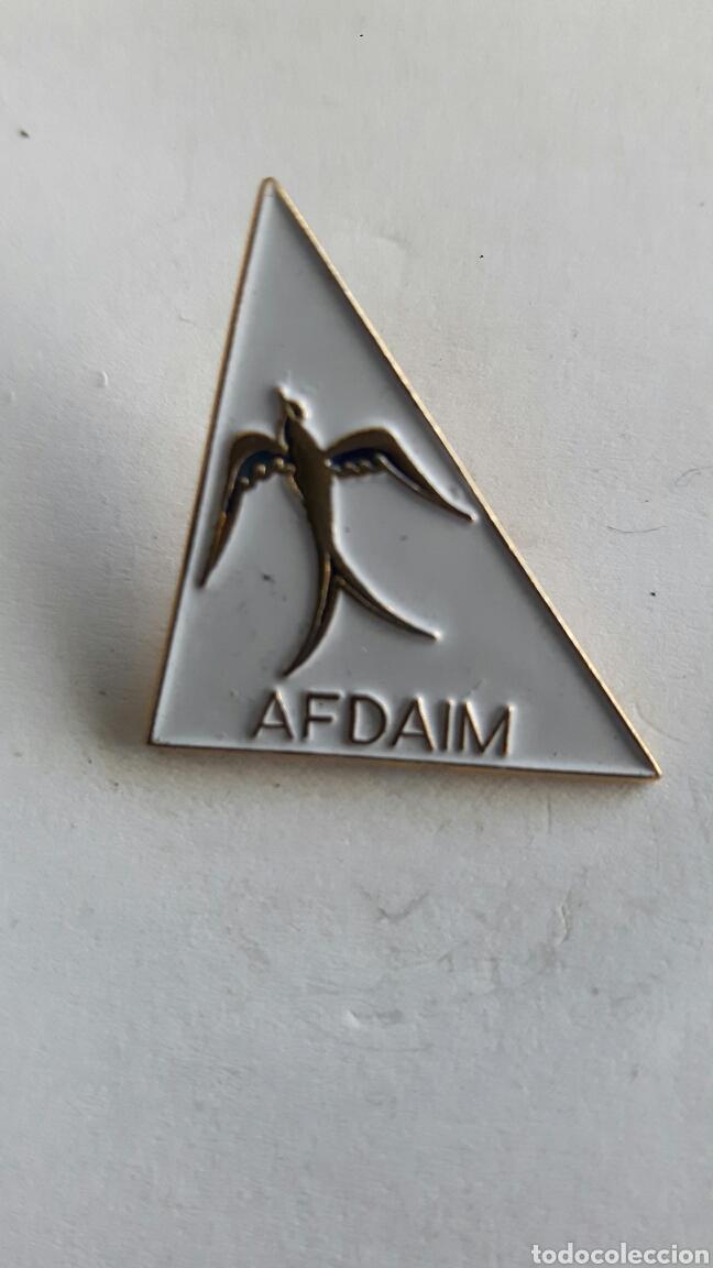 PIN AFDAIM (Coleccionismo - Pins)