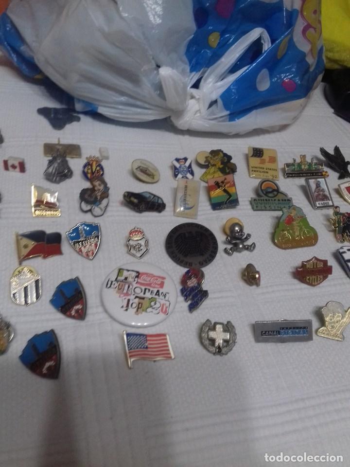 Pins de colección: Lote Pins antiguos - Foto 2 - 97635379