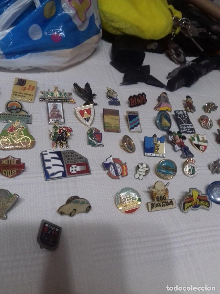 Pins de colección: Lote Pins antiguos - Foto 3 - 97635379
