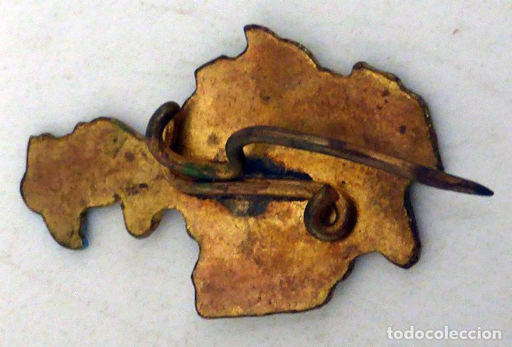 Pins de colección: Pin Pato Donald metal y esmalte años 60 - Foto 2 - 97778311