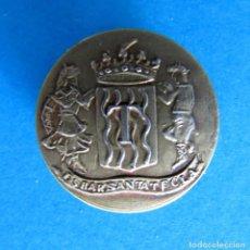 Pins de colección: INSIGNIA ESBAR SANTA TECLA, TARRAGONA,. Lote 97783728