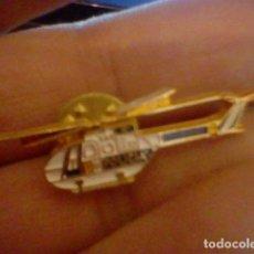 Pins de colección: PIN HELICOPTERO POLICIA . Lote 98808303