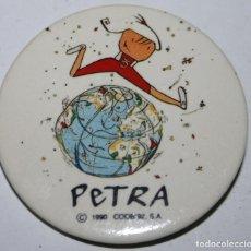Pins de colección: CHAPA AGUJA - PETRA - PARAOLÍMPICOS 92. Lote 99225875
