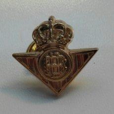 Pins de colección: PIN BETIS CLUB FÚTBOL. Lote 100065303