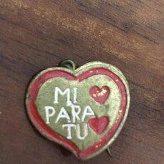 Pins de colección: PINS. MI PARA TU. PINS-421. Lote 101355827