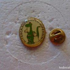 Pins de colección: PIN HIPERMERCADO SUPERMERCADO SUPERDIPLO. Lote 101573875