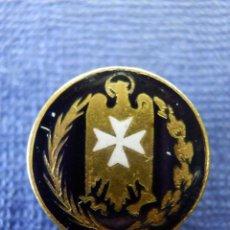 Pins de colección: ANTIGUA INSIGNIA - P/ OJAL EN SOLAPA - ESPECIALIDAD CARRERA PROFESIONAL - SIN DETERMINAR DE MOMENTO. Lote 102276435
